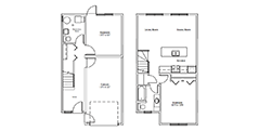 Townhome - 2 Storey